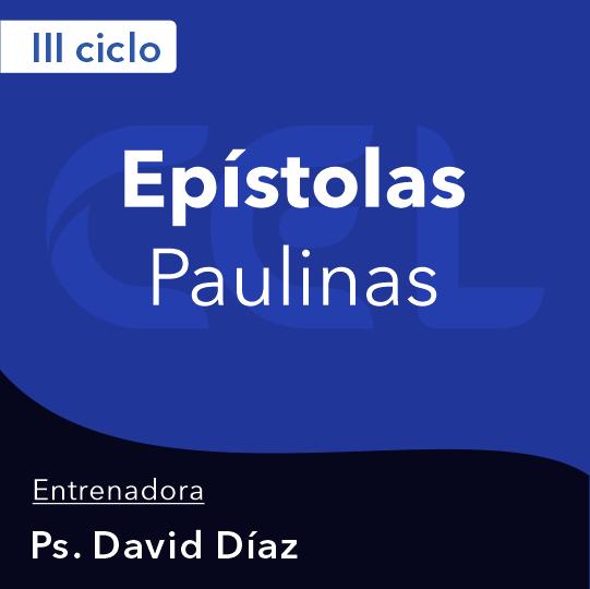 Epístolas Paulinas 21-I